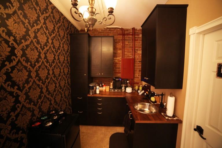 3F Studios Kitchen